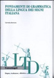 Cover of Fondamenti di grammatica della lingua dei segni italiana