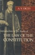 Cover of Introduction to the Study of the Law of the Constitution