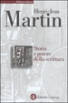 Cover of Storia e potere della scrittura