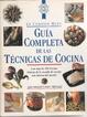 Cover of Guía completa de las técnicas de cocina