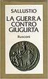 Cover of La guerra contro Giugurta