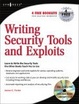 Cover of Writing Security Tools and Exploits