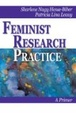 Cover of Feminist Research Practice