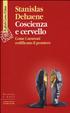 Cover of Coscienza e cervello