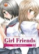 Cover of Girl Friends vol. 3