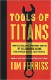 Cover of Tools of Titans