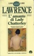 Cover of L'amante di Lady Chatterley