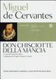 Cover of Don Chisciotte della Mancia. Testo spagnolo a fronte