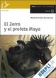 Cover of El Zorro y el profeta Maya