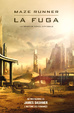Cover of Maze Runner: La fuga
