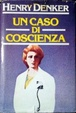 Cover of Un caso di coscienza