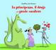 Cover of La principessa, il drago e il prode cavaliere