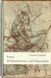 Cover of Parnaso italiano / Poesia del Quattrocento e del Cinquecento