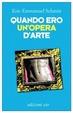 Cover of Quando ero un'opera d'arte