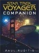 Cover of Star Trek Voyager Companion