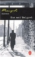 Cover of Mon Ami Maigret