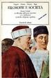 Cover of La filosofia nell'epoca moderna e le rivoluzioni scientifica, religiosa e politica