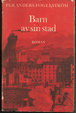 Cover of Barn av sin stad