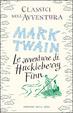 Cover of Le avventure di Huckleberry Finn