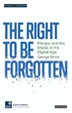 Cover of The Right to Be Forgotten