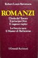 Cover of Tutte le opere di R.L. Stevenson