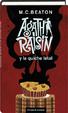 Cover of Agatha Raisin y la quiche letal
