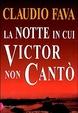 Cover of La notte in cui Victor non cantò