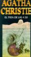 Cover of El tren de las 4.50