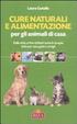 Cover of Cure naturali e alimentazione per gli animali di casa
