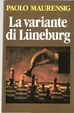 Cover of La variante di Lüneburg