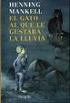 Cover of El gato al que le gustaba la lluvia