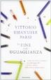 Cover of La fine dell'uguaglianza