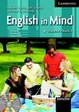 Cover of English in Mind Level 4 Student's Book and Workbook with Audio CD/CD-ROM Italian Edition