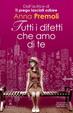 Cover of Tutti i difetti che amo di te