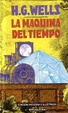 Cover of La máquina del tiempo