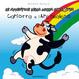 Cover of Carlotta e l'arcobaleno. Le avventure della mucca Carlotta