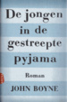 Cover of De jongen in de gestreepte pyjama