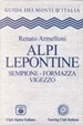 Cover of Alpi Lepontine