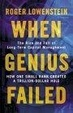 Cover of When Genius Failed