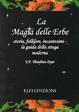 Cover of La magia delle erbe