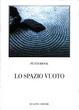 Cover of Lo spazio vuoto