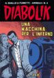 Cover of Diabolik anno XIII n.4
