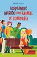 Cover of Aceptamos marido como animal de compañía