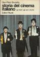 Cover of Storia del cinema italiano dal 1945 agli anni ottanta