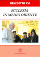 Cover of Ecclesia in Medio Oriente