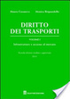 Cover of Diritto dei trasporti