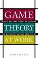 Cover of Game Theory at Work