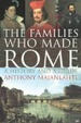 Cover of The Families Who Made Rome