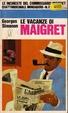 Cover of Le vacanze di Maigret
