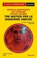 Cover of Tre misteri per le signorine omicidi